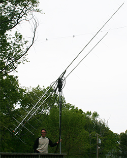 My M2 Yagi Amateur Satellite Antennas